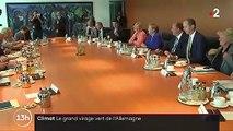 Allemagne : un plan à 100 milliards d'euros pour sauver le climat