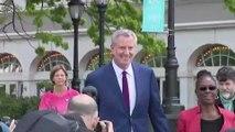 NYC Mayor de Blasio ends 2020 bid