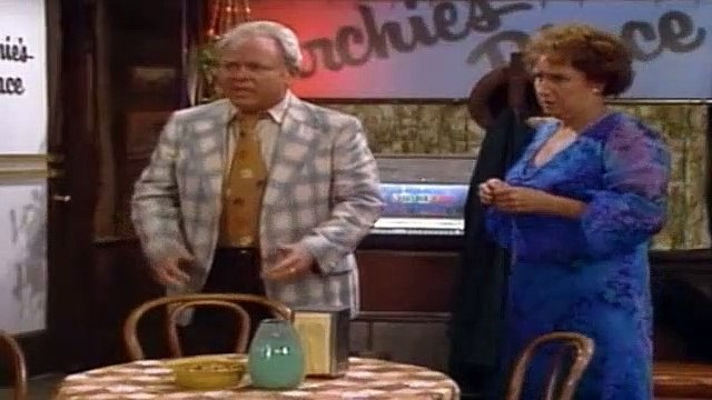 All In The Family Season 8 Episode 7 Archie's Grand Opening