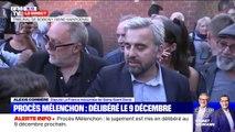 """Fin du procès Mélenchon: """"Ça a été deux jours assez intense"""", déclare Alexis Corbière (LFI)"""