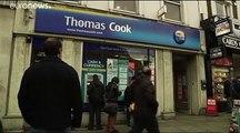 Thomas Cook al borde de la suspensión de pagos