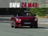 Essai BMW Z4 M40i M Performance (2019)