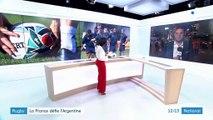 Coupe du monde de rugby : les Bleus ont-ils leur chance face aux Argentins ?