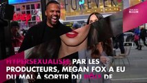 Megan Fox en dépression à cause d'Hollywood, sa terrible confidence