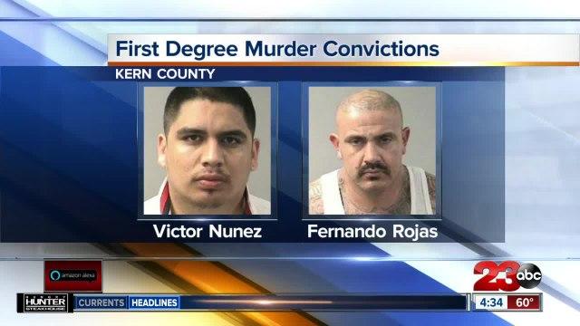 Two men found guilty of killing Brandon Ellington in Bakersfield