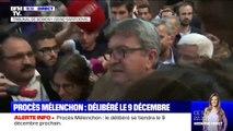 Fin du procès Mélenchon: délibéré le 9 décembre prochain