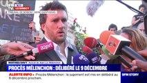 """""""Nos clients ont été entendus, on y croit"""", l'avocat de Jean-Luc Mélenchon réagit à l'issue du procès"""