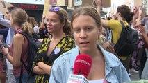 Centenares de jóvenes se movilizan en Madrid contra el cambio climático-. Firma: NOCA/IHTV .-