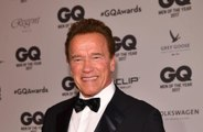 Arnold Schwarzenegger worked on English accent 'five hours a day'