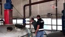 Yasadışı yakıt üretimine şok operasyon: 1 milyon 495 bin litre biyodizel yakıt ele geçirildi