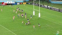 Japan turn on the style for stunning Rugby World Cup try