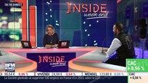 Emmanuel Macron suit ses dossiers avec Toucan Toco - 20/09