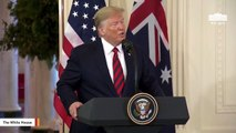 Trump Says US Military 'Didn't Have Ammunition' Before He Became President