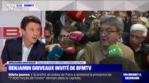 """""""Personne n'est au-dessus des lois"""", déclare Benjamin Griveaux (LaREM) au sujet du procès Mélenchon"""