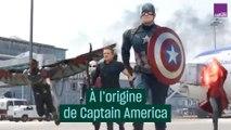 À l'origine de Captain America : le roi Arthur