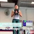 Tonifica tus glúteos y brazos con esta rutina de ejercicios de Simone Anderson
