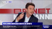 """""""Les riches n'ont pas besoin de maire"""", assure Benjamin Griveaux (LaREM) sur BFMTV"""