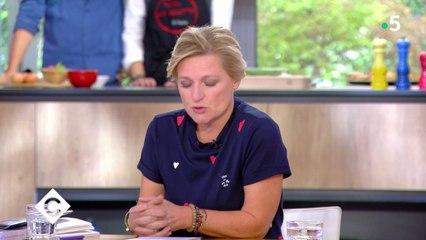 Valérie Trierweiler se confie ! - C à Vous - 20/09/2019
