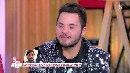 La révélation de Plus Belle La Vie ! - C à Vous - 20/09/2019