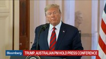 Trump Says He Wants a 'Complete' Trade Deal With China