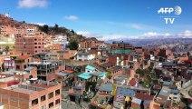 البوليفيون مضطرون إلى التكيف مع نقص المياه