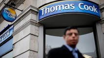 British travel agency Thomas Cook in talks with UK government in fight to prevent collapse