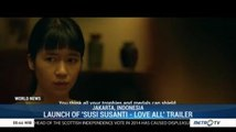 Launch of 'Susi Susanti-Love All' Trailer