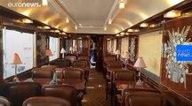 L'Orient-Express fait escale à Lyon