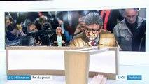 Jean-Luc Mélenchon : trois mois de prison avec sursis requis