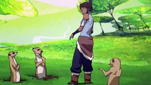 Avatar The Legend of Korra Season 2 Episode 10 A New Spiritual Age