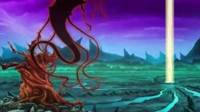 Avatar The Legend of Korra Season 2 Episode 13 Darkness Falls