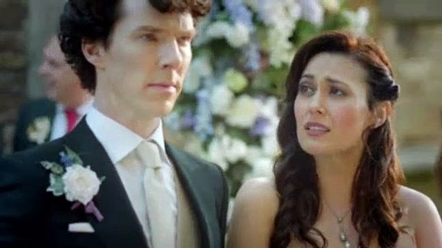 Sherlock Season 3 Episode 2 The Sign of Three - Part 01