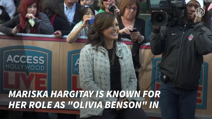 'Law & Order: SVU' Star Mariska Hargitay: This Is Her Famous Mother