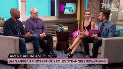 'American Dreamer' Star Jim Gaffigan Finds Playing Serious Roles 'Strangely Rewarding'