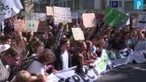 Une marche pour le climat sous le signe de l'urgence