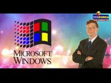 Today Bill Gates introduced windows 1 in the market .