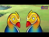 """Double-headed dumb """"Neelkanth""""  - Story for Children    panchtantra animated story"""