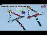 How to Make Christmas Crafts for Kids I Christmas Tree