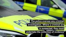 How police tackle emergencies