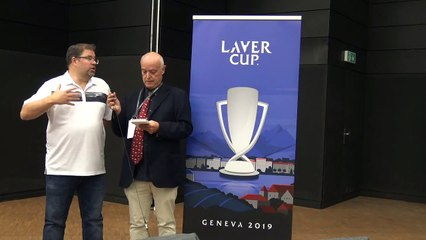 2019 Laver Cup, Day 1- Europe Is Strong But Not So Strong