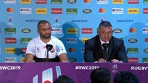 Japan v Russia Post-Match Press Conference