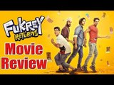 फुकरे रिटर्न्स   फिल्म समीक्षा I Fukrey Returns Story I  Fukrey Returns Movie Review