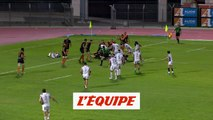 Bourg-en-Bresse s'impose face à Narbonne - Rugby - Fédérale 1
