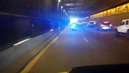 Escorte SAMU Belgique par la police de Paris