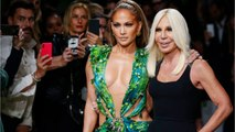 Jennifer Lopez: Versace Milan Show In That Dress