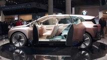 BMW Vision iNEXT auf der Frankfurt International Motor Show 2019