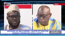 El Hadj Malick Ndiaye clashe et traite Maitre El Hadj Diouf de comédien