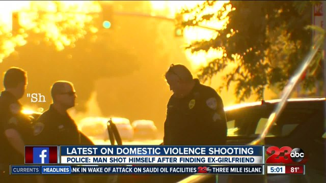 Ex-girlfriend and family members provide insight in to domestic violence shooting