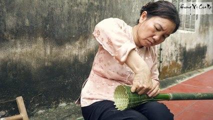 Making Pig Ear Salad - Vietnamese Unique Dish