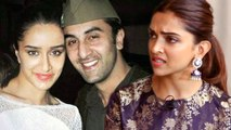 Deepika Padukone REPLACED, Ranbir Kapoor ROMANCES Shraddha Kapoor